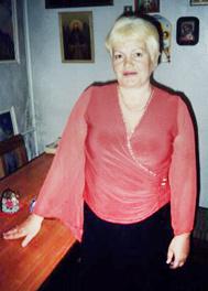Светлана Сушкевич (Яблонская)