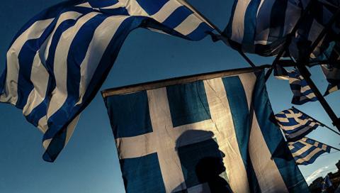 Бунт Греции против Эстонии. Кого грабят под крики о борьбе с коммунизмом. Анатолий Вассерман