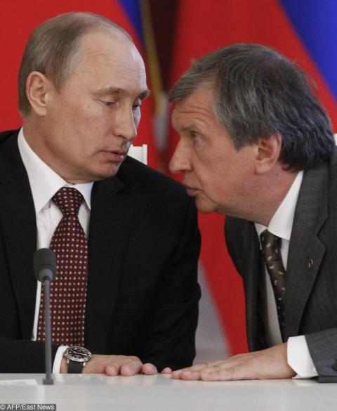 Проект «ЗЗ». Сечин и Абрамович, союзники Путина