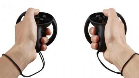 Для устройства Oculus Touch …