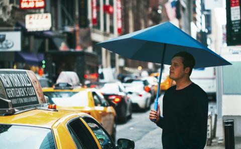 Зачем нужен новый зонтик