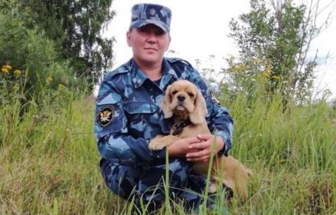 Как забракованный щенок стал одним из лучших служебных псов ухтинской колонии