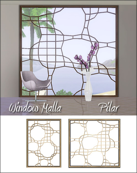 Окна от Pilar
