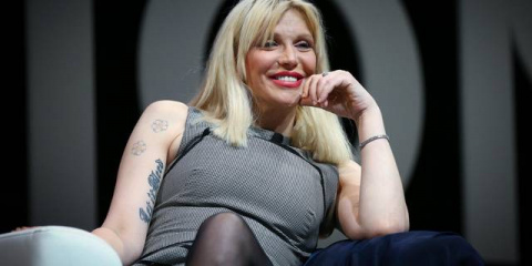 Courtney Love targets Billy Corgan beef: 'We're older. Get over it'