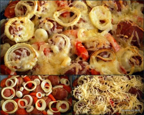 И снова о запеченной картошечке. Фото-рецепт.