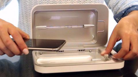 «Смартфоны в 18 раз грязнее туалетов»: ученые научились убивать микробы на наших девайсах