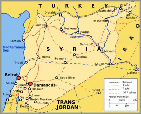 Война в Сирии: возвращение з…