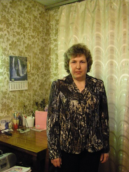 Галина Кадильникова (личноефото)