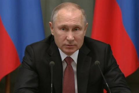 Путин назвал взрыв в «Перекр…