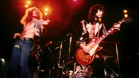 """LED ZEPPELIN - LOOSE, ALTERNATE MIX OF """"ROCK AND ROLL"""" STREAMING ONLINE"""