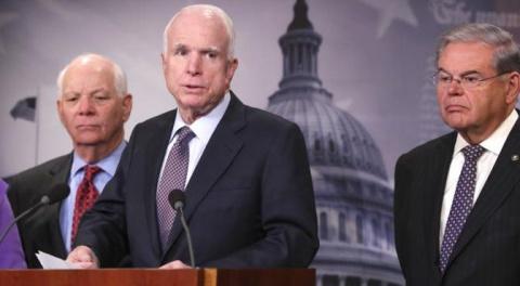 США идут в психическую санкционную атаку
