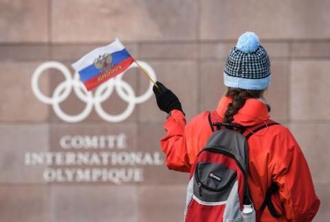 МОК обязал Россию перечислить $15 млн на создание антидопинговой системы