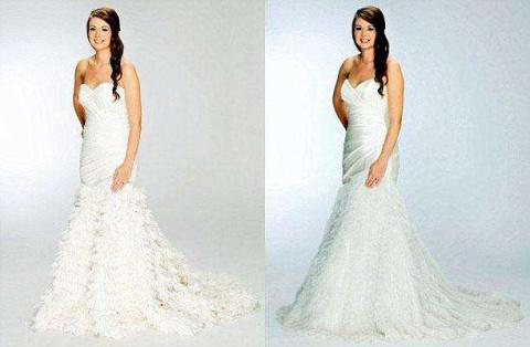 14 свадебных платьев из туал…