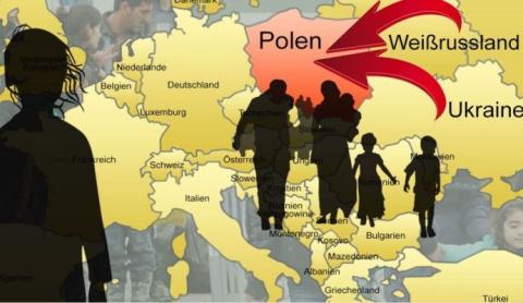 Kronen Zeitung: «карта поляк…