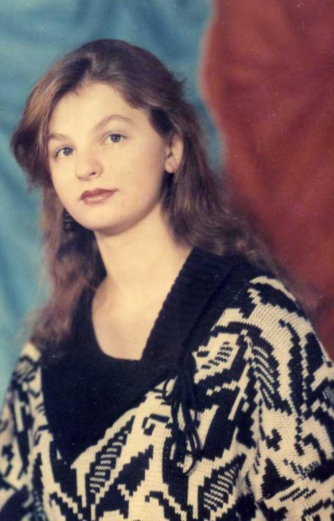 Марина Белокопытова (Михайлова)