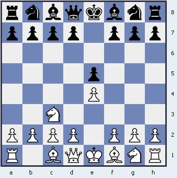 1. e4 e5 2. Nc3 Венская партия