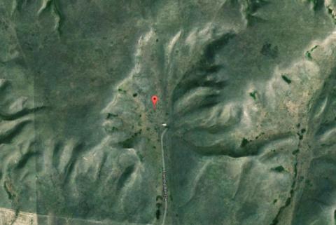 12 шокирующих находок, сделанных с помощью карт Google