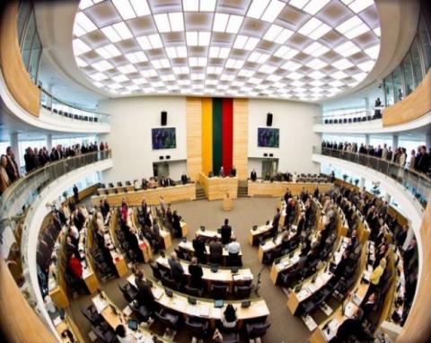 Литва готова перекрыть источ…