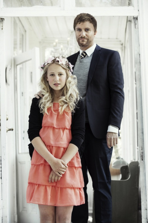 Дневник 12-летней невесты шокировал Норвегию