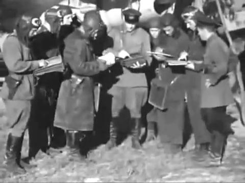 Итоги первого месяца войны в сводках боевой кинохроники. 1941 год.