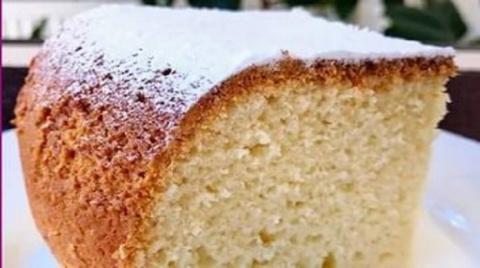 Обалденно вкусный кекс на кефире
