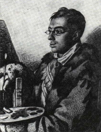Глухонемой русский художник Карл Гампельн. Забытые имена