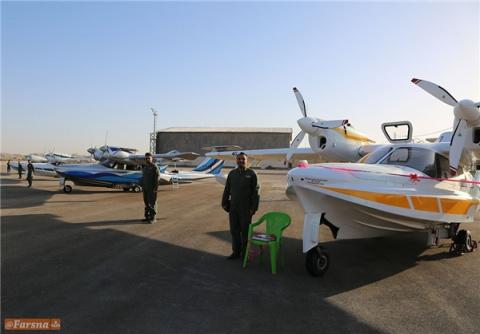 Иран получил самолёты-амфиби…