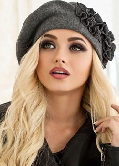 Модели женских головных убор…