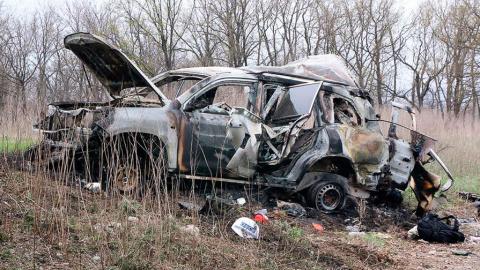 Почему на Украине американцы…