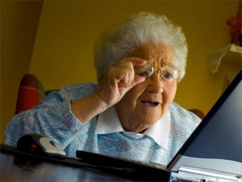 Как объяснить бабушке, кем т…