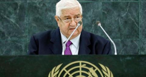 МИД Сирии: атака США на прав…