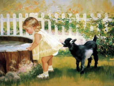 Удивительный мир детства!