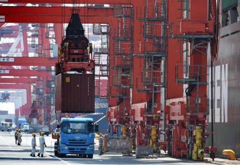 Наблюдается рост японского экспорта в июле