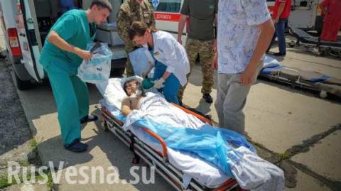 Новости Украины: Боевик «АТО» ранен во время взрыва в Киеве