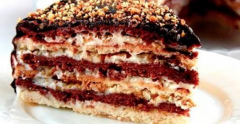 Торт » Мишка» / Простой дома…