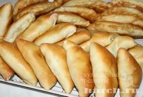 Пирожки с мясом «Суздальские»