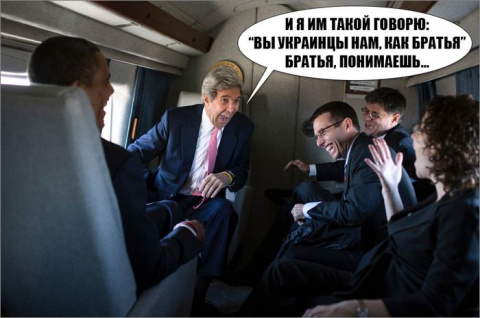 Геополитический юмор