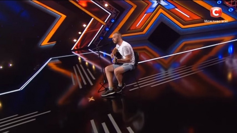 Сергей Пелых пришел на Х-Фак…