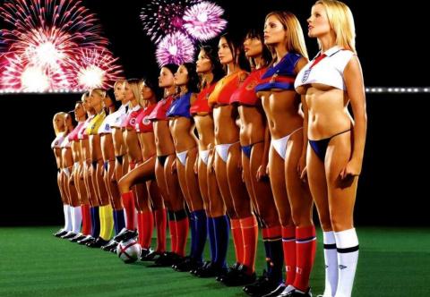 Очень интересные факты о футболе