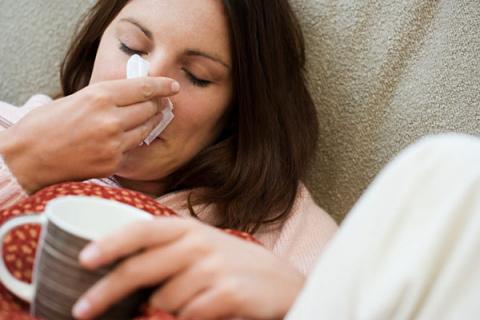 Насморк - лечение народными средствами