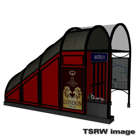Метро London Waterloo Underground от Carlos