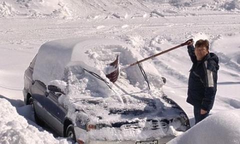 АВТОМОТО. Чего не стоит делать с машиной зимой