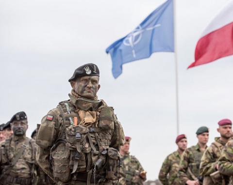Москва решила поставить НАТО…