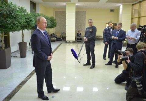 Путин сделал неожиданное пре…