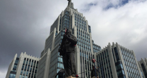 Памятник от всех Совков - ни…