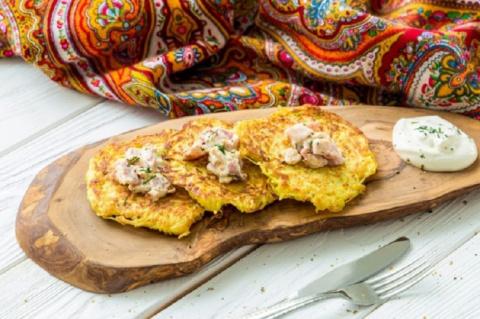 6 отличных рецептов картофельных драников