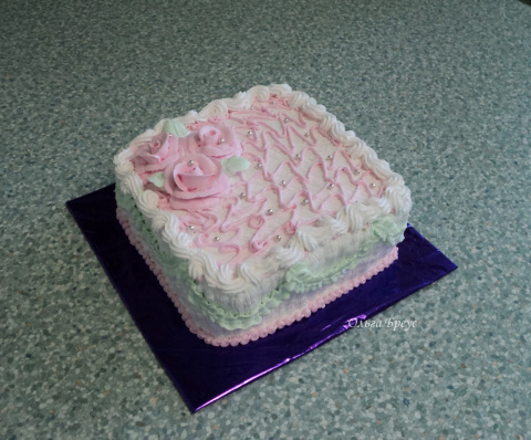 Торт из микроволновки. Мой фото-отчет.