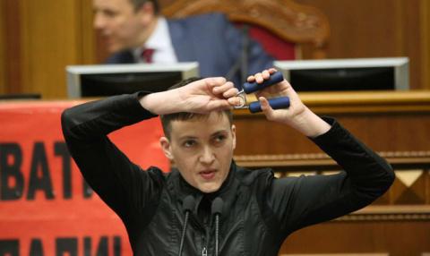 Савченко обьявила полякам, ч…