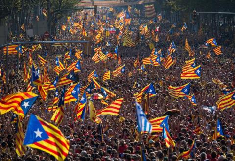 Каталония уже победила