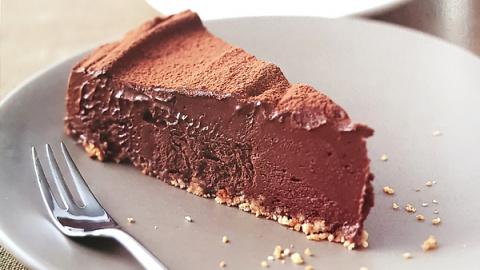 Новогодний трюфельный торт: …